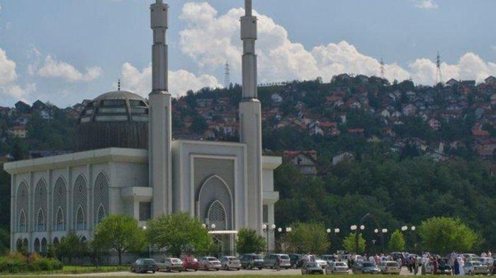 Tak Cuma di Jakarta, Masjid Istiqlal Juga Ada di Bosnia