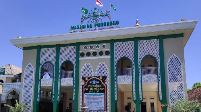 Dibangun KH Hasyim Asy'ari, Masjid NU Ponorogo Jadi Kebanggaan Warga Nahdliyin