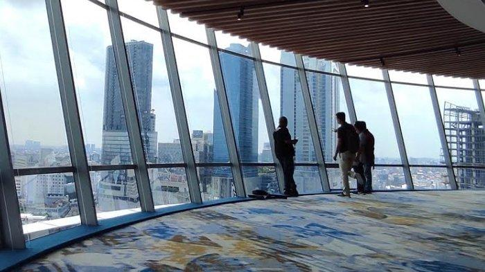 Menikmati Kota Surabaya dari Satu Lokasi di 360 Degrees Function Room DoubleTree by Hilton Surabaya