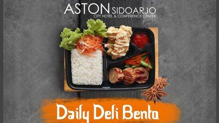 Hotel Dukung Physical Distancing Menu Kuliner  Aston Sidoarjo City Hotel Bisa Kirim ke Rumah