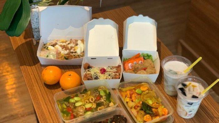 Menu Hotel Nasi Berkat Kabul Kajate Dan Nasi Ater Ater Sawah Ini Siap Antar Ke Rumah