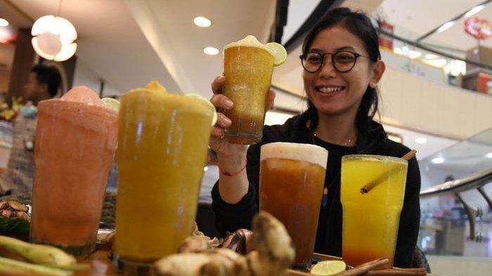 Perbaiki Imun Tubuh Dengan Minuman Berbahan Empon Empon Dan Rempah Lebih Segar dan Tidak Pahit