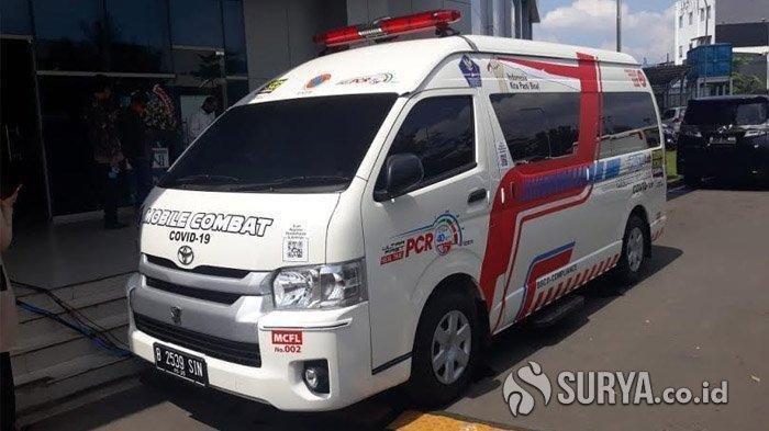Toyota Hiace Commuter Ini Disulap Jadi Kendaraan Laboratorium Bio Safety Ini Spesifikasinya