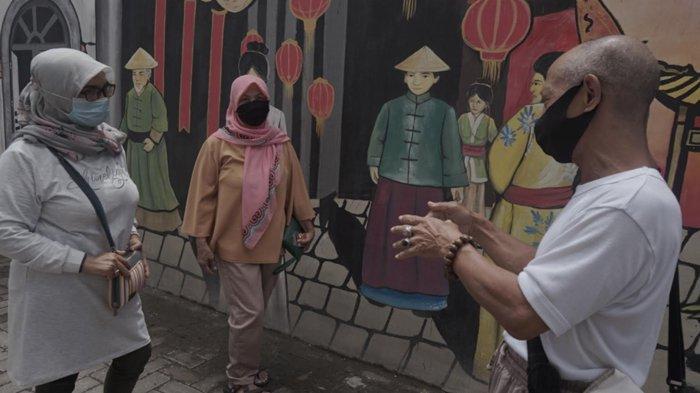 Promosikan Budaya Tionghoa Lewat Wisata Kampung Pecinan di Kapasan Dalam Surabaya