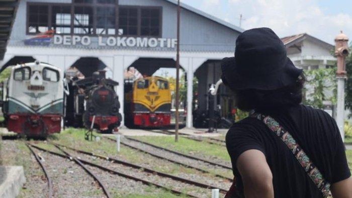 Hari Kereta Api Nasional, Ada Stasiun Jadi Destinasi Wisata