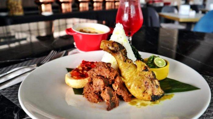 Aston Hotel Sidoarjo Hadirkan Menu Nasi Padang Rempah, Cocok Untuk Tingkatkan Imun