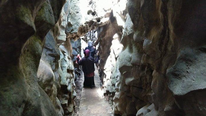Ngerit Stone Park Taman Bebatuan Karst Eksotis Di Perbukitan Trenggalek