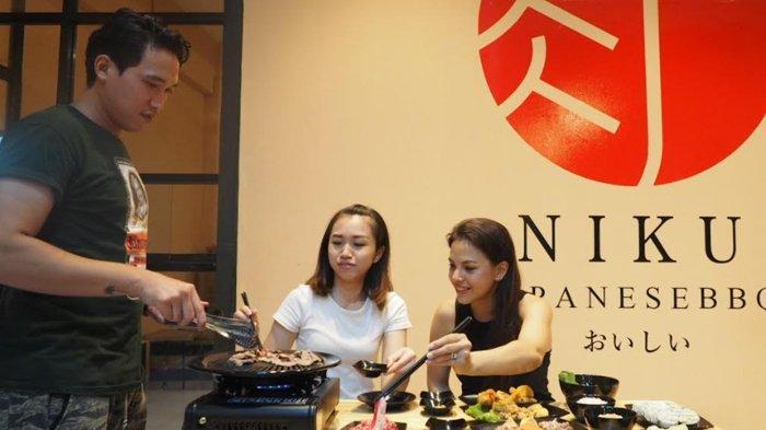 Kuliner Khas Jepang Semakin Digemari, Niku Japanese BBQ Buka Cabang di Sidoarjo