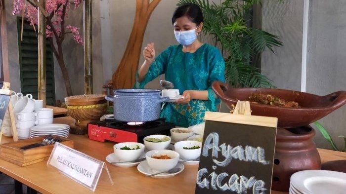 Menu Tradisional Dari 34 Provinsi Disajikan Dalam Nusantara Food Questival di Quest Hotel Darmo