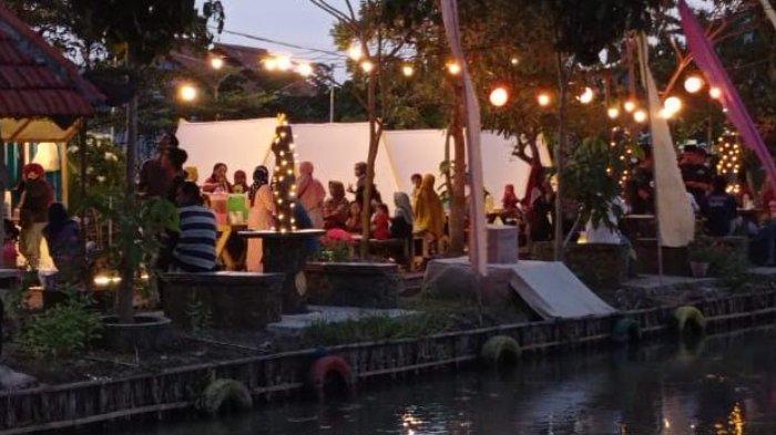 Nikmati Malam Sambil Ngopi di Outdoor Agrowisata Caffe Sambibulu