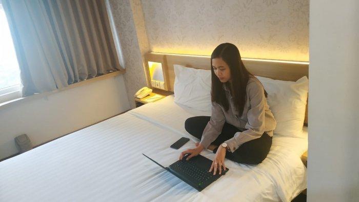 Masa Pandemi Virus Corona Hotel Di Malang Bikin Paket Work From Hotel, 14 Hari Menginap Rp 3 Juta