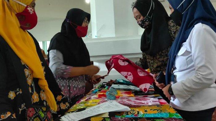 Berburu Batik Malangan di Pameran Batik Kucecwara 2020