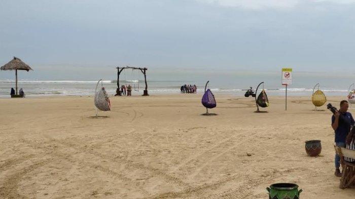 Dulu Penuh Sampah, Pantai Tlangoh Bangkalan Disulap Jadi Destinasi Eksotik Wisata Keluarga