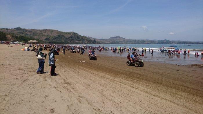 Pantai Gemah sebelum Pandemi