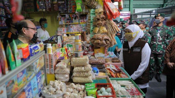 Pasar Ganjil Genap di Klojen Malang Jadi Contoh Akan Diterapkan di Pasar Se Jatim