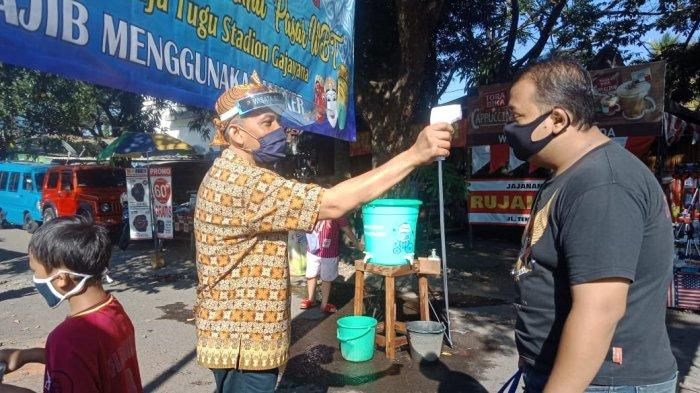 Pasar Wisata Belanja Tugu Dan Malang Night Market Kembali Dibuka