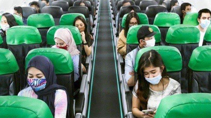 Aturan Terbaru Traveling Dengan Pesawat, Tidak Diperkenankan Makan dan Minum Selama Penerbangan