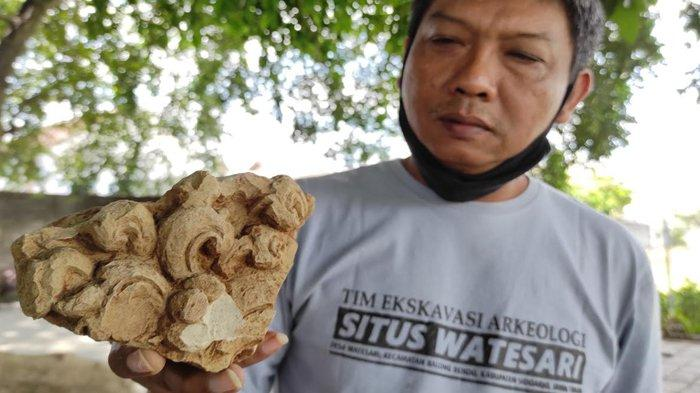 BPCB Temukan Struktur Bata di Dalam Pagar Keliling Situs Candi Gedog Kota Blitar