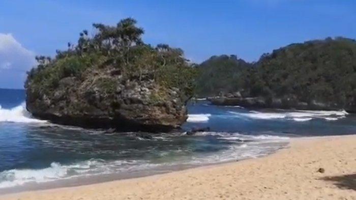 Wisata Pantai Selatan di Kabupaten Malang Masih Tetap Buka Setelah Diguncang Gempa