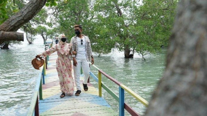 Pesisir Utara Bangkalan Kini Jadi Eco Edu Wisata Mangrove dan Terumbu Karang