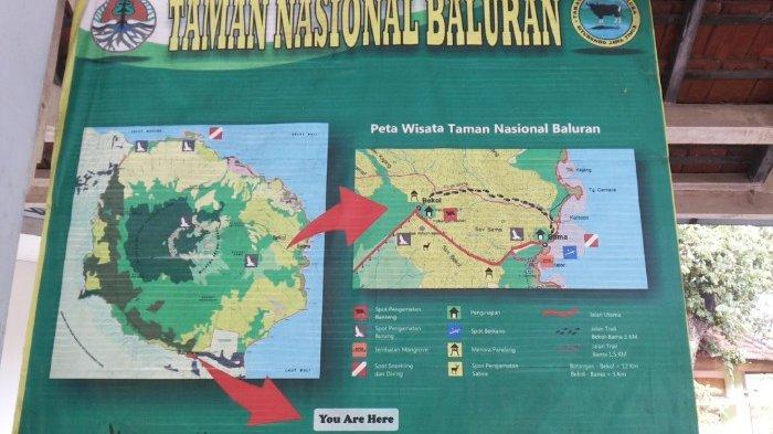 Taman Nasional Baluran Buka Kembali, Wisatawan Wajib Bawa Rapid Test Antigen atau Antibodi
