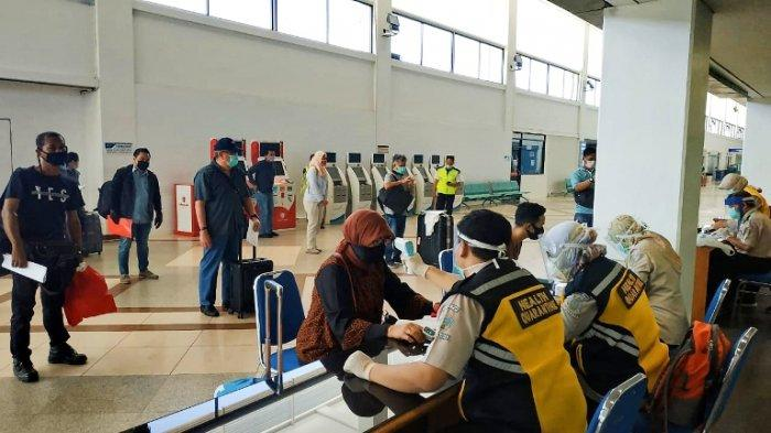 Penerapan Protokol Kesehatan Diperketat Menyusul Kenaikkan Traffic Penumpang Pesawat
