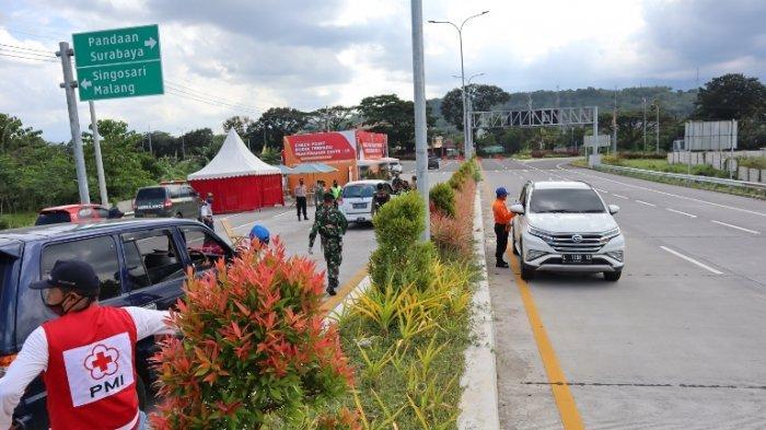 Malang Raya Akhiri PSBB Kini Akses Ke Kota Malang Terbuka Tanpa Penyekatan