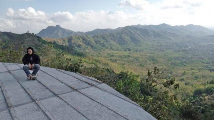 Menikmati Sunrise Sambil Menikmati Tiwul Dari Puncak Jowin Tulungagung