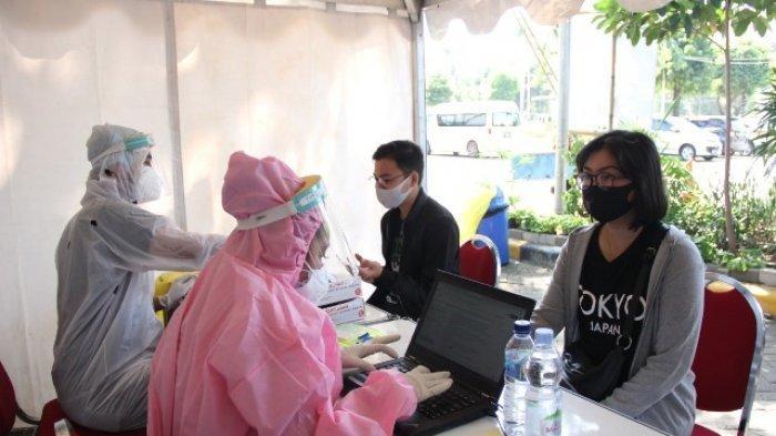KAI Daop 8 Gelar Rapit Test Gratis Sediakan 800 Sample Test Rapit