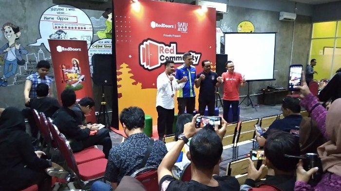 RedDoorz Rangkul Ratusan Komunitas di Awal Tahun Lewat Kompetisi RedCommunity di Jawa Timur