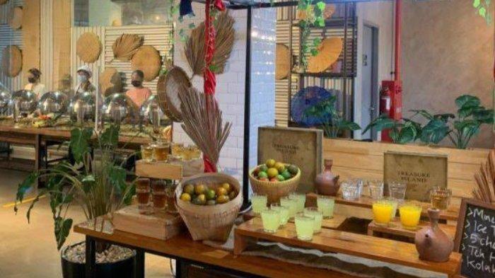 Hanya Dua Hari Saat Lebaran, Kuliner Nusantara Ala Masakan Rumahan Di Yello Hotel Jemursari