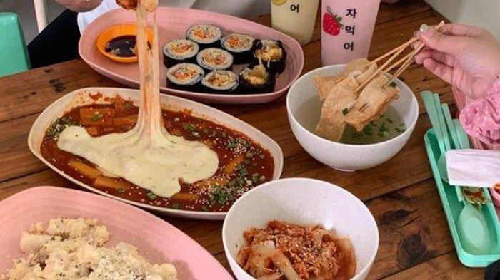 Chamogo Korean Street Food House, Rekomendasi Tempat Makan ala Korea di Surabaya