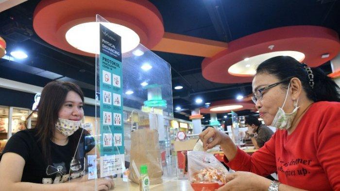 Hari Pertama Tanpa PSBB Sejumlah Mal di Surabaya Mulai Di Datangi Pengunjung