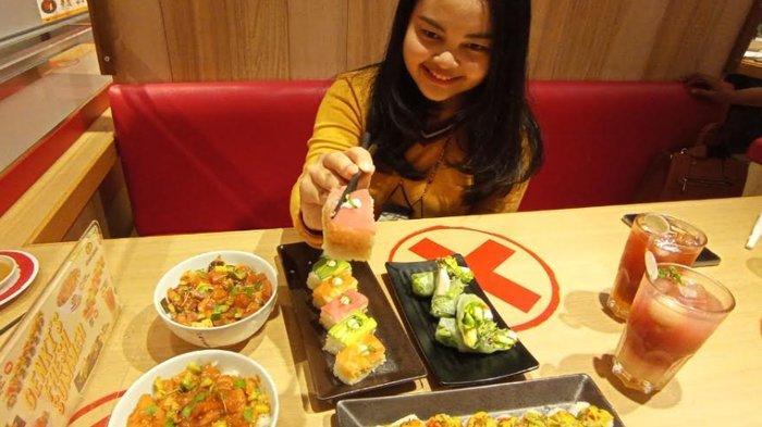 Genki Sushi Tawarkan Buah Musim Panas Berpadu dengan Sajian Khas Jepang