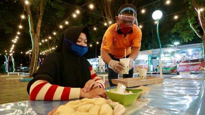PPKM Darurat Diperpanjang Di Jawa Timur Ada Kelonggaran Jam Buka Warung Dan PKL