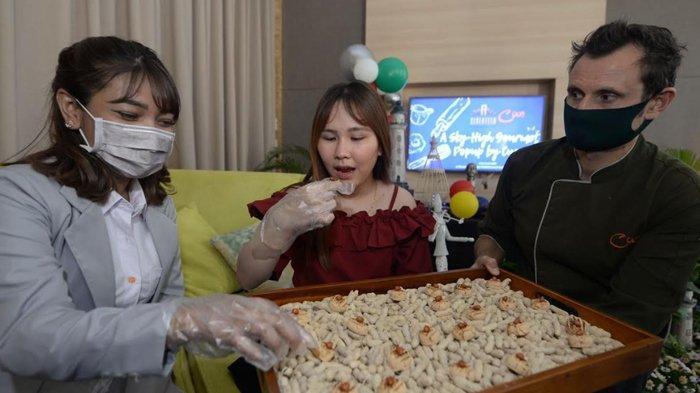 Seventeen Lounge Dua Hari Diambil-alih Cuca Bali,  Hadirkan Menu Makanan Dari Bahan Alami Indonesia