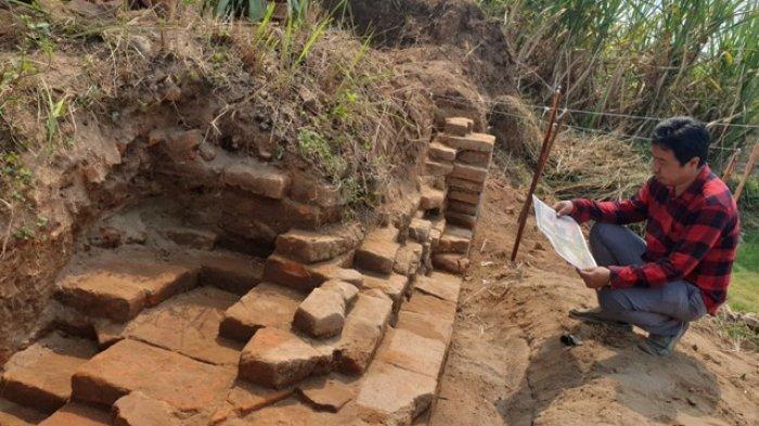 Pra Ekskavasi Ungkap Situs Kumitir Tempat Pendharmaan Mahesa Cempaka Kakek Dari Raden Wijaya