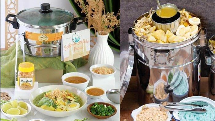 Inovasi Kuliner Soto Dandang Khas Soto Ayam Cak Arto, Beli Soto Sekaligus Pancinya