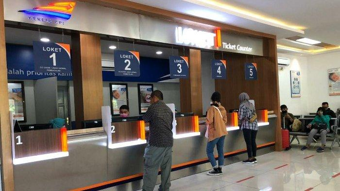 Urung Mudik Tiket Kereta Dikembalikan 100 Persen Dalam 3 Hari Via KAI Access