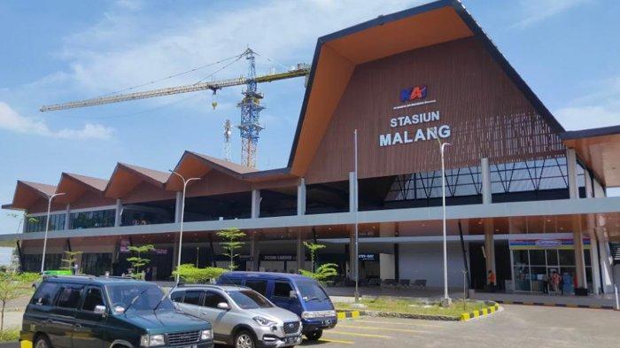 Wajah Baru Stasiun Kota Baru Malang, Miliki Jembatan Layang Hingga Ruang Khusus VIP