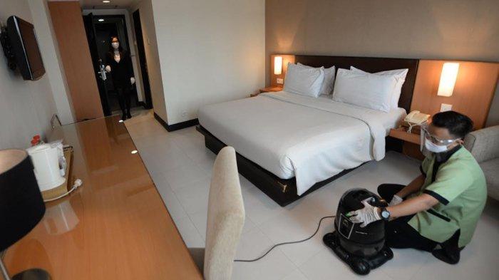 Sterilisasi Berlapis, Hotel Santika Pandegiling Gunakan Uap untuk Bersihkan Kamar Inbox Forums