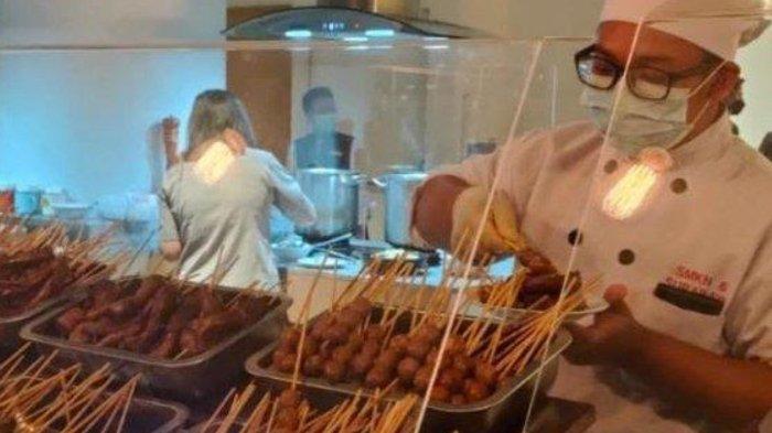 Pikat Pengunjung di Bulan Ramadan, Hotel Kampi Siapkan Menu Street Food