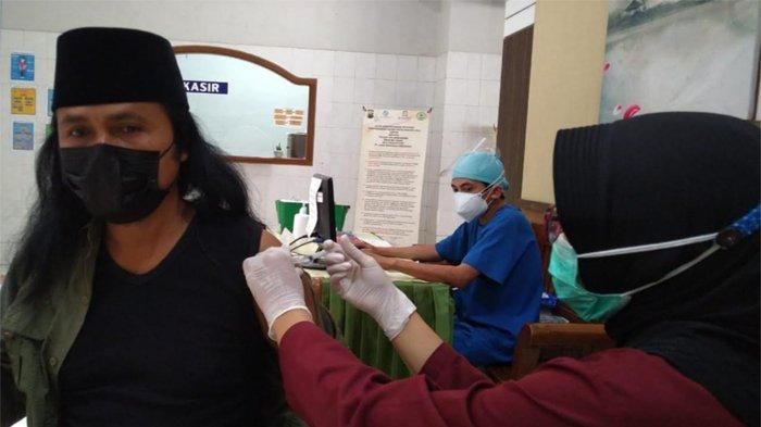 Pengelola Destinasi Wisata di Tulungagung Mulai Disuntik Vaksin Covid-19