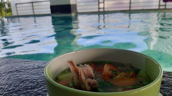 sup kambing tanpa santan
