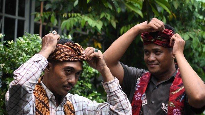 Filosofi Udeng Ksatrian Surya Anagata Bisa Jadi Cikal Bakal Udeng Khas Surabaya