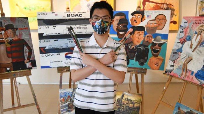 Vinautism Art Gallery Resmi Dibuka untuk Umum Jelang Autism Awareness Day