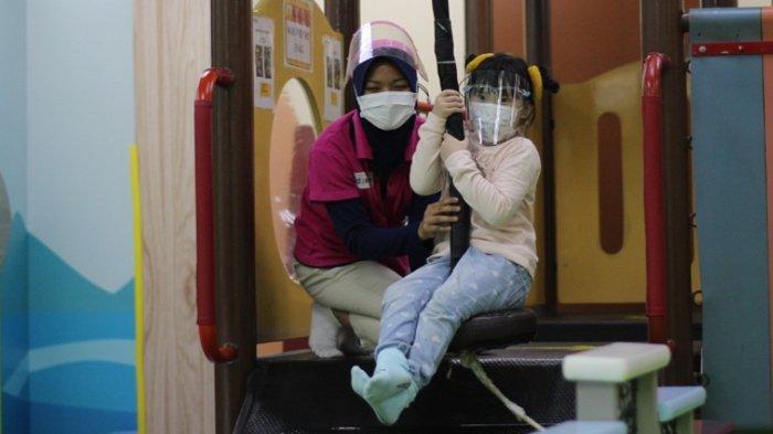 Di Kidzoona, Anak Bebas Bersenang-senang di Area Tempat Bermain Indoor