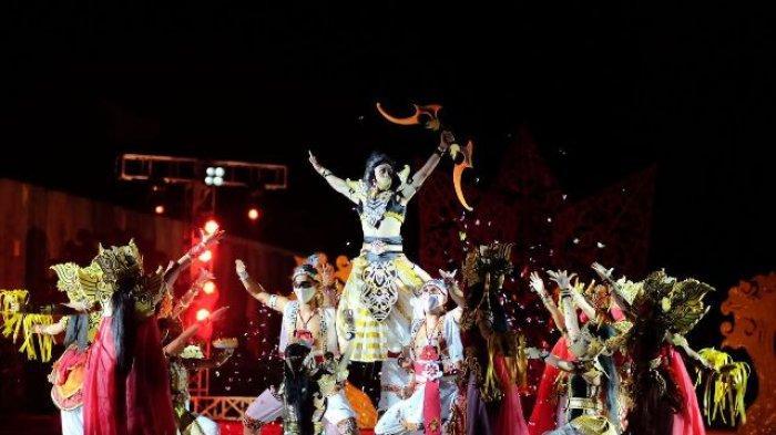 Wayang Jogya Night Carnival 2021 Tandai Geliat Pariwisata Jogyakarta