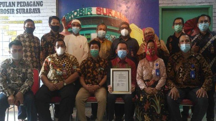 Pedagang Pusat Grosir Surabaya Bikin Website Untuk Maksimalkan Jualan Online