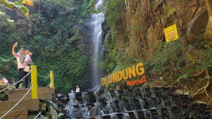 Masih Di Level 3 PPKM 12 Destinasi Wisata Di Mojokerto Masih Tutup